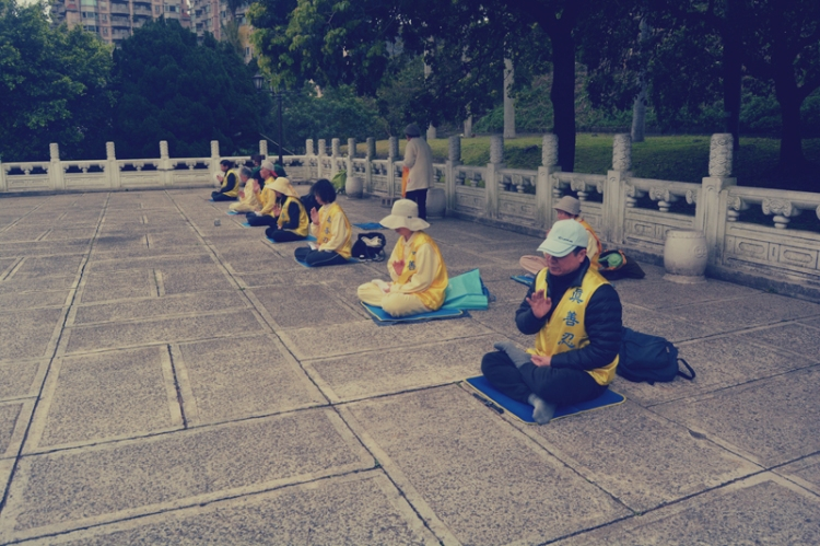 national palace museum meditation