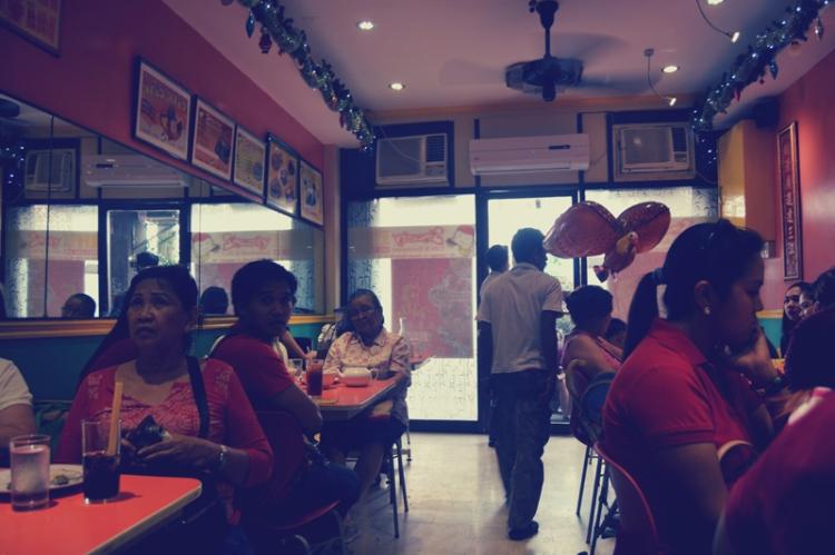 sincerity restaurant inside