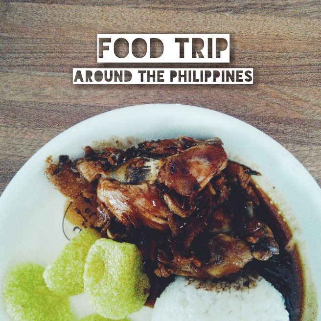 Adobo Connection: Traditional Adobo (a la carte PHP 109 / with iced tea and soup PHP 119)