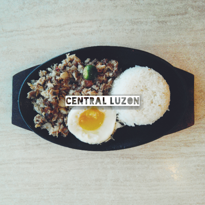 Razon's of Guagua: Sizzling Sisig Meal (PHP 140)