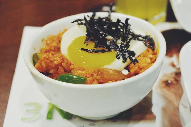 Kimchi Fried Rice (PHP 99)