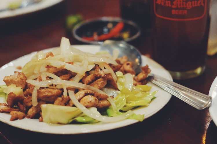 Original Chicken Pigar-Pigar (PHP 100 / good for 1-2 pax)