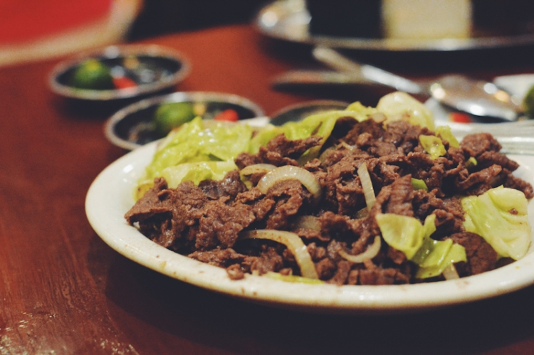 Premium Cara-beef (PHP 250 / good for 3-4 pax)