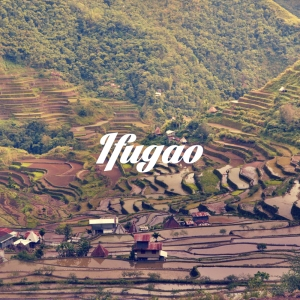 The rice terraces of Batad. Banaue. (January 2015)
