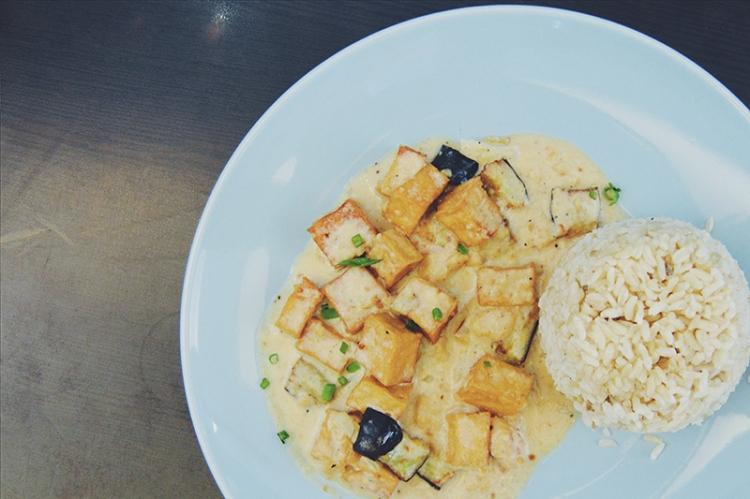 Eggplant and Tofu Miso (PHP 165)