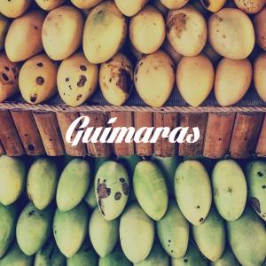 Mangoes for sale at market. Jordan. (June 2018)
